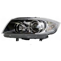 Headlight left front bmw 3 series E90 E91 2005 to 2008 din xenon. marelli Headlights and Lights