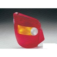 Lamp LH rear light for Fiat Palio 1996 to 2001 HATCHBACK Lucana Headlights and Lights