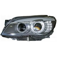Headlight left front headlight bmw 7 series F01 F02 2009 onwards Xenon marelli Headlights and Lights
