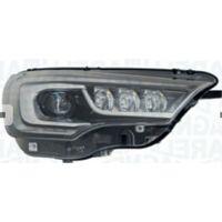 Headlight Headlamp Left front Citroen DS4 2014 onwards afs Xenon marelli Headlights and Lights