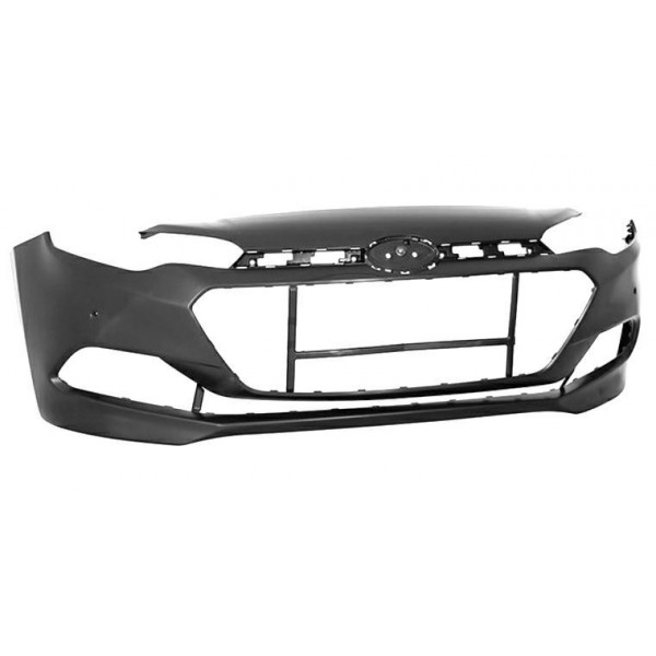 Front bumper hyundai i20 2014 onwards with holes sensors park Aftermarket Bumpers and accessories