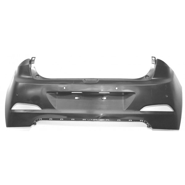 Rear bumper hyundai i20 2014 onwards 5 doors with holes sensors park Aftermarket Bumpers and accessories