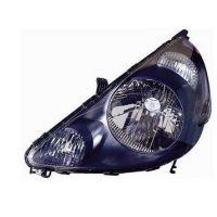 Headlight left front Honda Jazz 2004 to 2007 Lucana Headlights and Lights