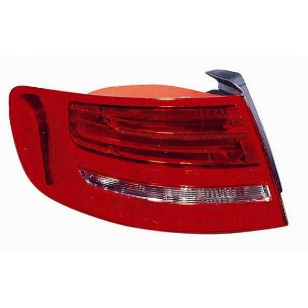 Tail light rear left Audi A4 2008-2011 External Sw Lucana Headlights and Lights
