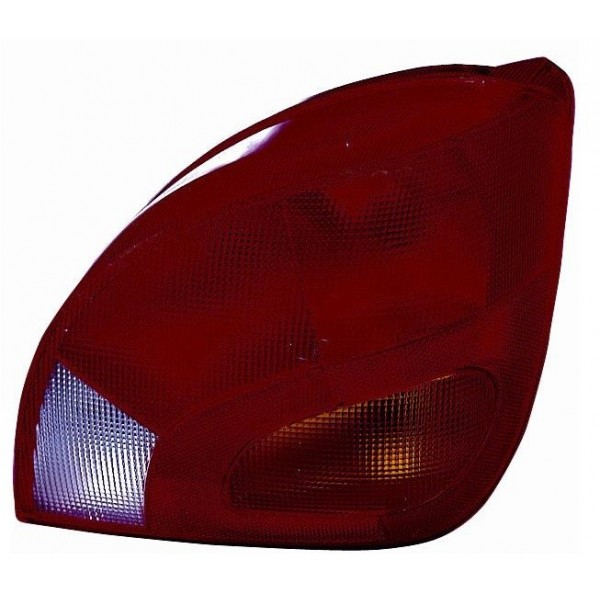 Lamp LH rear light for Ford Fiesta 1995 to 2002 Lucana Headlights and Lights
