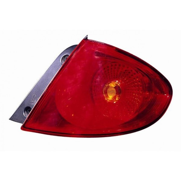 Lamp LH rear light for Seat Toledo 2004 onwards red Lucana Headlights and Lights