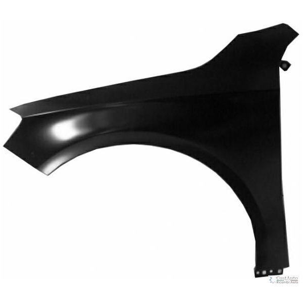 Left front fender for Mercedes class a W176 2012 onwards aluminum Lucana Plates and Frameworks