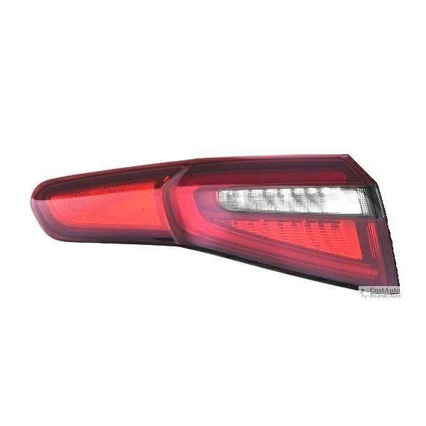 Tail light rear left Alpha Stelvio 2017 onwards led outside marelli Headlights and Lights