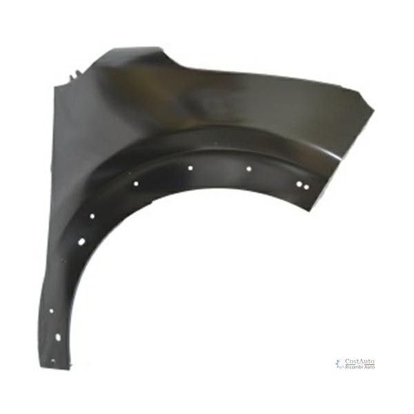 Right front fender Citroen C3 2016 onwards with holes Lucana Plates and Frameworks