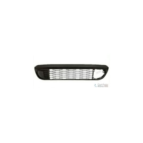 Lower grille front bumper Fiat 500X 2014 onwards Lucana Bumper and accessories