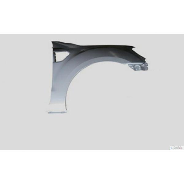 Right front fender Ford Ranger 2015 onwards Lucana Plates and Frameworks