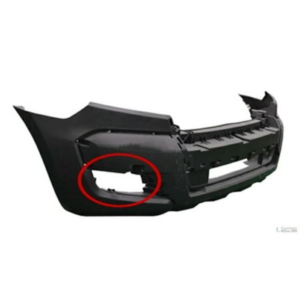Front bumper Ford Ranger 2015 onwards LIMITED WILDTRACK Lucana Bumper and accessories