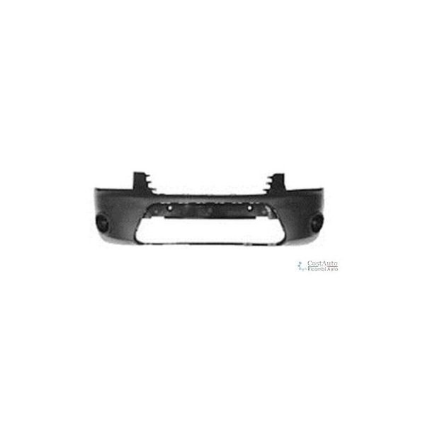 Front bumper Ford Tourneo connect 2009 onwards black Lucana Bumper and accessories