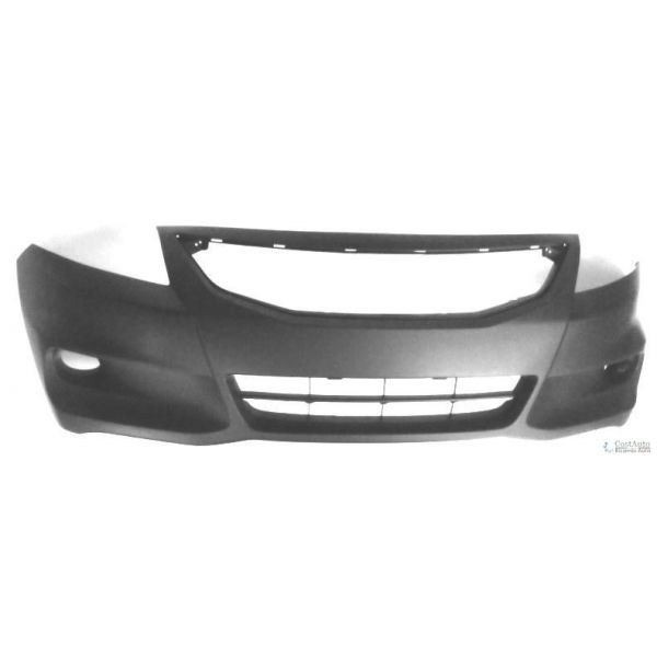 Front bumper Honda Accord Coupe 2011 onwards Lucana Bumper and accessories