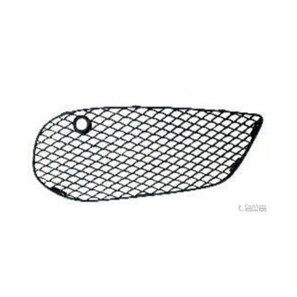 grille front bumper right Mercedes C Class w205 2013 onwards amg open Lucana Bumper and accessories