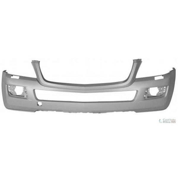 Front bumper for mercedes GL X164 2006 onwards with headlight washer holes Lucana Bumper and accessories