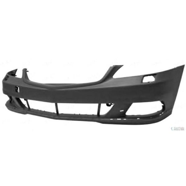 Front bumper Mercedes S Class w221 2009 onwards with headlight washer holes Lucana Bumper and accessories