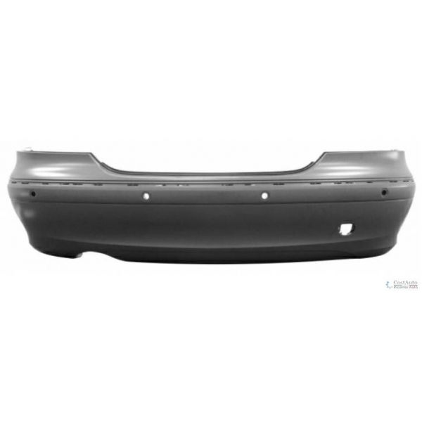 Rear bumper Mercedes CLK 2002 onwards with holes sensors park Lucana Bumper and accessories
