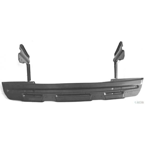 Platform rear bumper Mercedes Sprinter 2006 onwards with iron platform Lucana Bumper and accessories