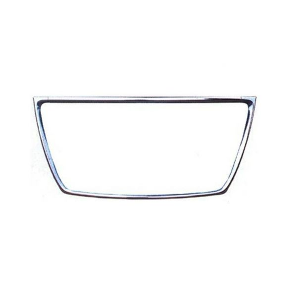 Frame grille front bumper MITSUBISHI OUTLANDER 2010 to 2012 chrome Lucana Bumper and accessories