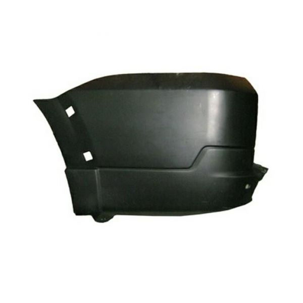 Left-hand sill rear bumper for Mitsubishi Pajero 2007 onwards with holes 5 doors Lucana Bumper and accessories