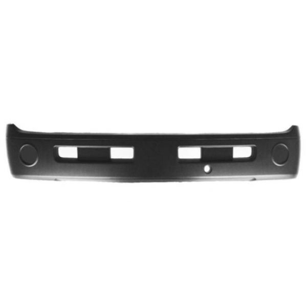 Front bumper for nissan CABSTAR 2006 onwards with predisposition front fog lights Lucana Bumper and accessories