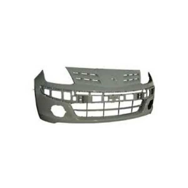 Front bumper for nissan Pixo 2009 onwards with fog holes Lucana Bumper and accessories