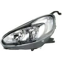 Headlight left front Opel Adam 2013 onwards with LED hella Headlights and Lights
