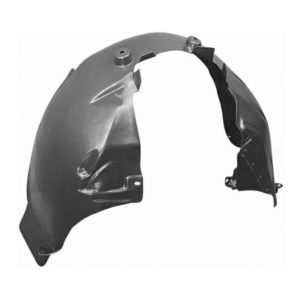 Stones protection wheel right front Opel Adam 2013 onwards Lucana Bumper and accessories