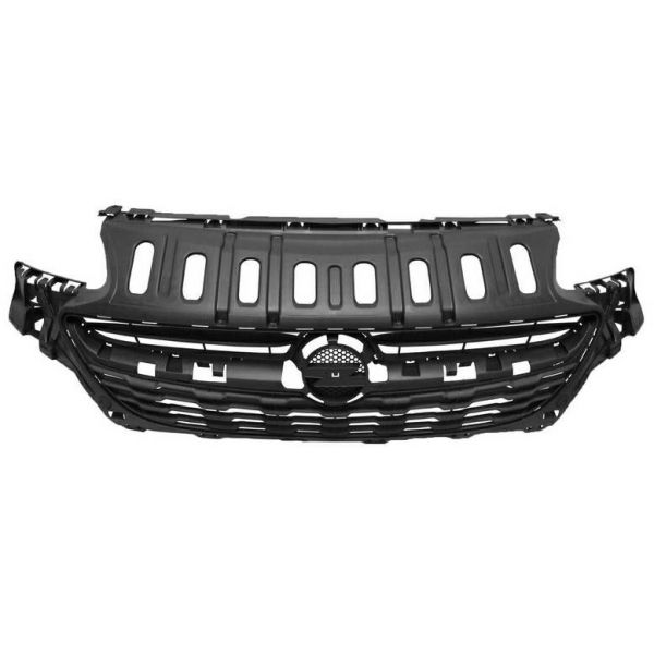 Bezel front grille Opel Corsa and 2014 onwards Lucana Bumper and accessories