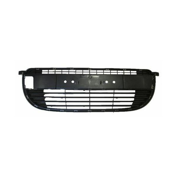 Central grille front bumper Renault Kangoo 2013 onwards Lucana Bumper and accessories