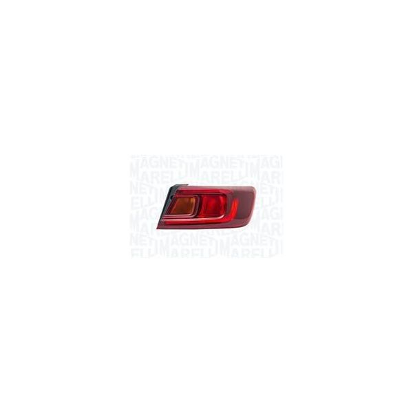 Tail light rear left Renault Talisman 2015 onwards outside marelli Headlights and Lights