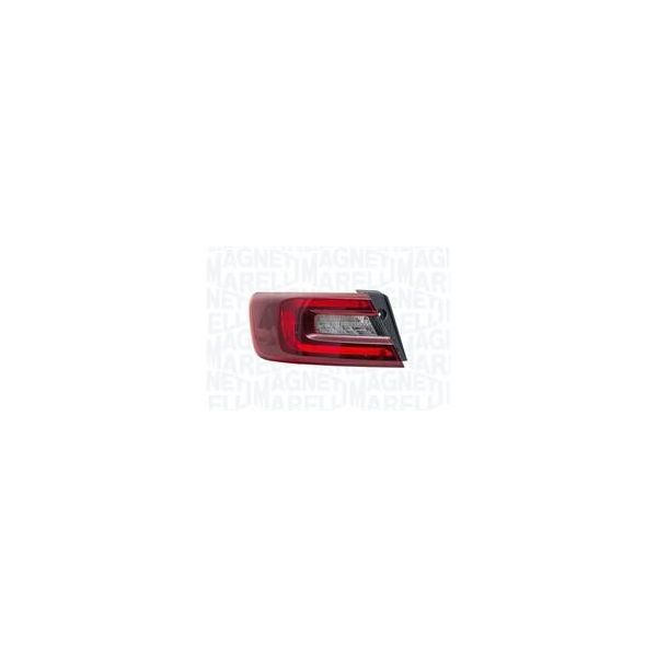 Tail light rear right Renault Talisman 2015 onwards led outside marelli Headlights and Lights