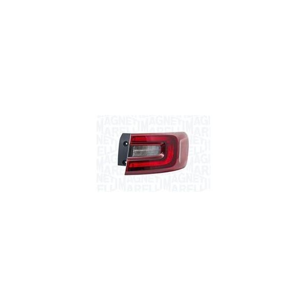 Tail light rear right Renault Talisman 2015 onwards external SW led marelli Headlights and Lights