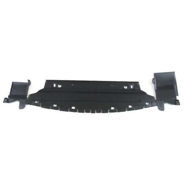 Carter protection lower engine Renault Clio Campus History 2004 to 2009 side bumper Lucana Bumper and accessories