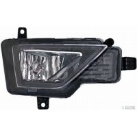 Fog lights left headlight VW Golf sportsvan 2014 onwards hella Headlights and Lights