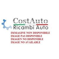 Front bumper Alfa Giulia 2016 onwards with headlight washer holes FIAT Plates and Frameworks