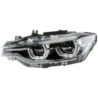 Headlight left front headlight BMW 3 SERIES F30 F31 2015 onwards full led AFS hella Headlights and lights