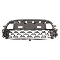 The central grille front bumper Citroen C3 2009 onwards with chrome trim Lucana Bumper and accessories