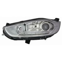 Headlight right front headlight Ford Fiesta 2013 onwards with drl led Lucana Headlights and Lights