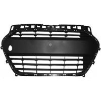 The central grille front bumper hyundai i10 2013 onwards Lucana Bumper and accessories
