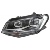 Headlight left front headlight VW Caddy 2015 onwards h7 with drl hella Headlights and lights