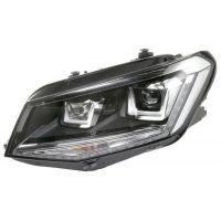 Headlight left front headlight VW Caddy 2015 onwards led Xenon hella Headlights and lights