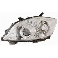 Headlight left front headlight Toyota Auris 2010 onwards xenon chrome Lucana Headlights and Lights