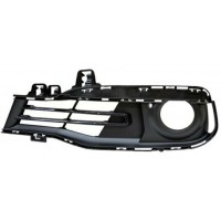 Left grille front fog lamp BMW 3 SERIES F30 F31 2015 onwards open luxury Lucana Bumper and accessories