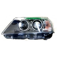Headlight left front headlight BMW X3 f25 2010 onwards xenon black dish Lucana Headlights and Lights