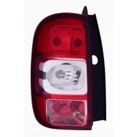 Lamp left rear light Dacia Duster 2013 onwards Lucana