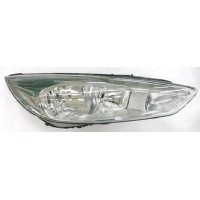 Headlight right front headlight Ford Focus 2014 onwards led chrome Lucana Headlights and Lights