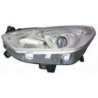 Headlight right front headlight Ford galaxy s-max 2015 onwards eco Lucana Headlights and Lights