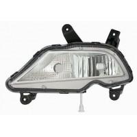 Fog lights right headlight hyundai i20 2014 onwards with drl Lucana Headlights and Lights